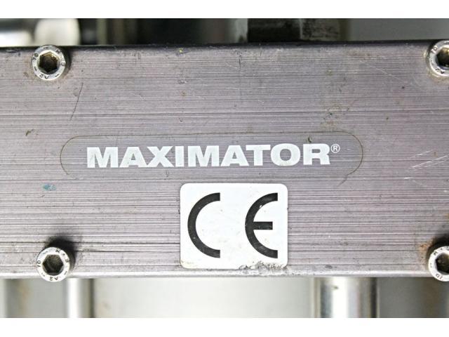 MAXIMATOR - druckluftbetriebener Kompressor DLE 5 GG - 8