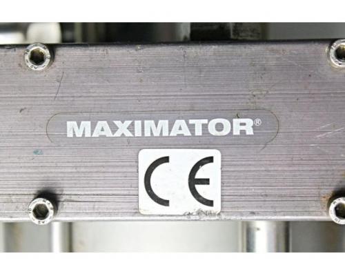 MAXIMATOR - druckluftbetriebener Kompressor DLE 5 GG - Bild 8