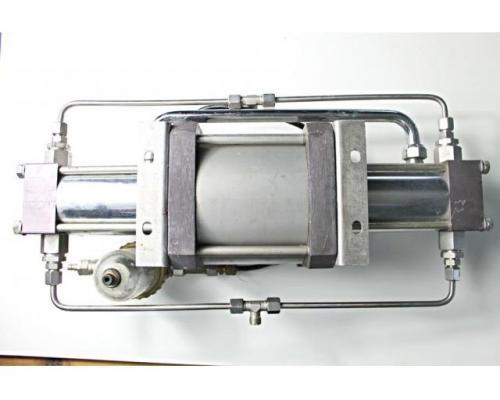 MAXIMATOR - druckluftbetriebener Kompressor DLE 5 GG - Bild 11
