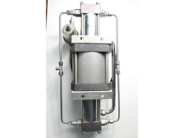 MAXIMATOR - druckluftbetriebener Kompressor DLE 5 GG - 12