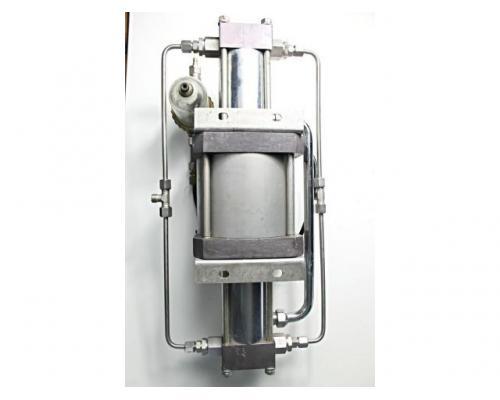 MAXIMATOR - druckluftbetriebener Kompressor DLE 5 GG - Bild 12