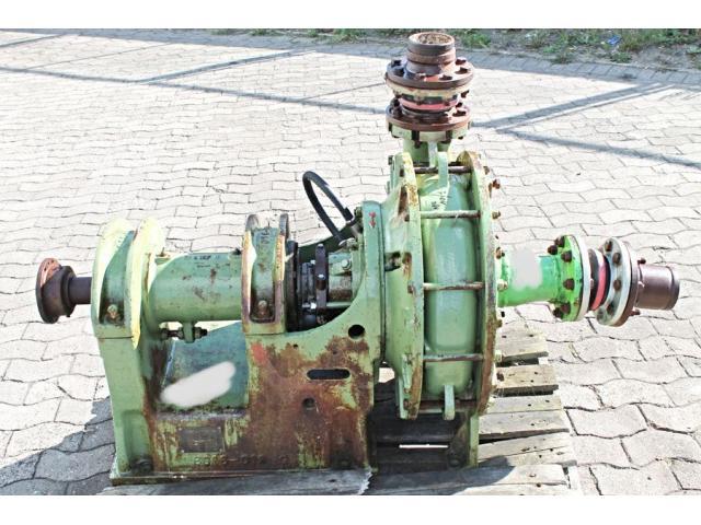 NPK 100/450 Baggerpumpe Habermann - 1