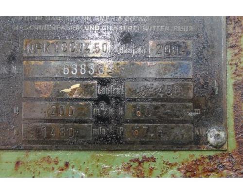 NPK 100/450 Baggerpumpe Habermann - Bild 2