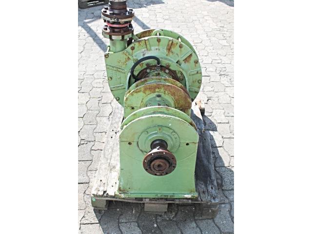 NPK 100/450 Baggerpumpe Habermann - 3