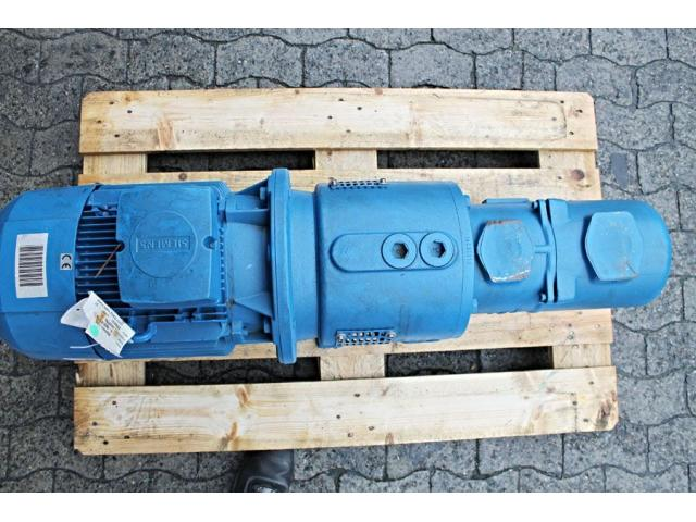 Schraubenspindelpumpe SNFBA210ER40U12.1-W1-FA2.8 Allweiler - 4