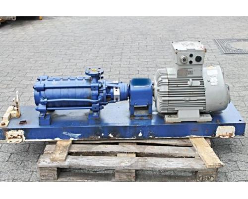 Hochdruckkreiselpumpe - KSB MTC-A 32/5C -02.1 - 10.61 - Bild 1
