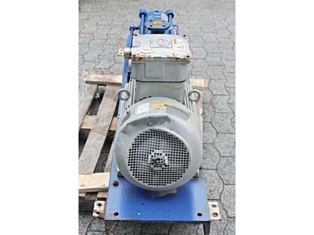 Hochdruckkreiselpumpe - KSB MTC-A 32/5C -02.1 - 10.61 - 4
