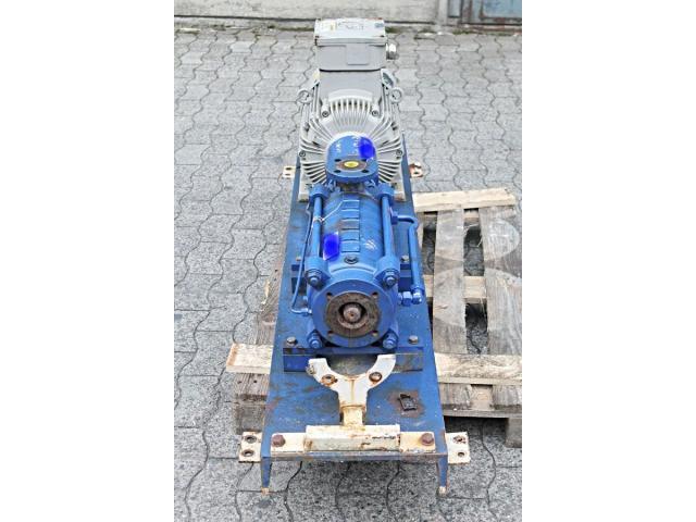 Hochdruckkreiselpumpe - KSB MTC-A 32/5C -02.1 - 10.61 - 5