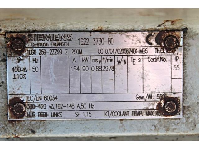 Siemens Getriebemotor 1LG6259-2ZZ99-Z - 2