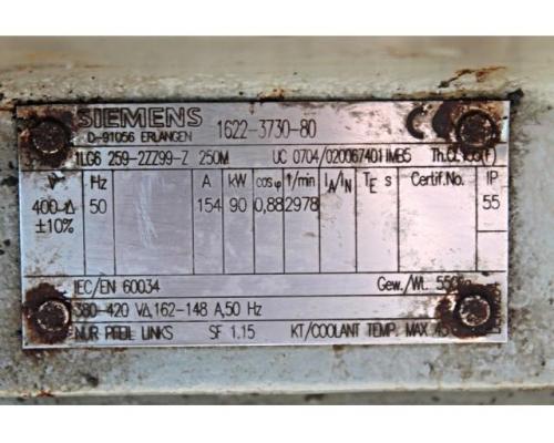 Siemens Getriebemotor 1LG6259-2ZZ99-Z - Bild 2