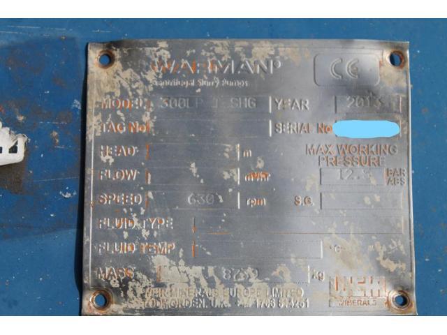 Warman 300 LP-T-SHG - 2