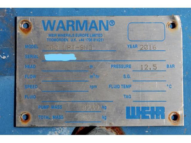 Warman 300 LP-T-SHG - 3