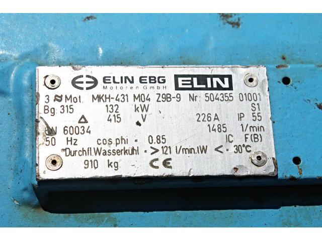 Elin 132 KW MKH 431M04 Z9B-9 - 6