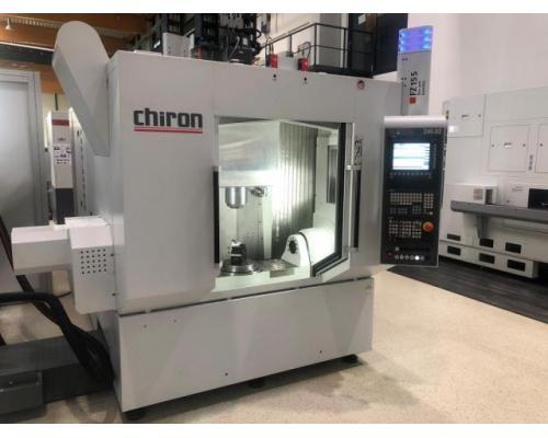 Chiron FZ 15 S five axis baseline - Bild 2