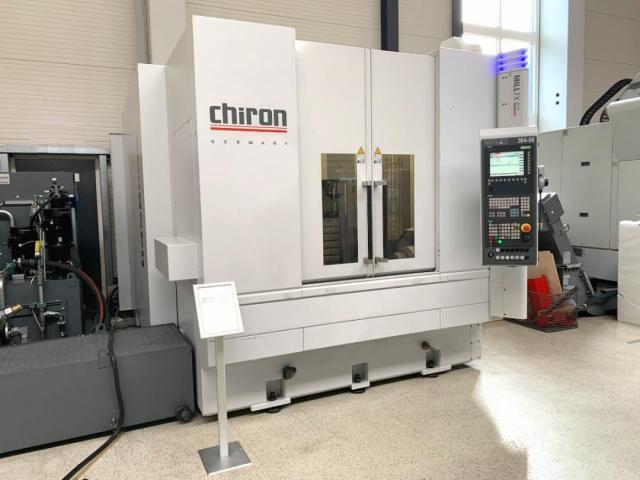 Chiron Mill FX baseline - 2