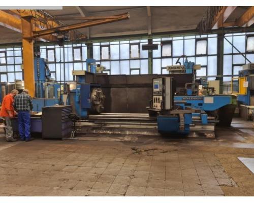 WOHLENBERG PT1-II 1070 CNC Drehmaschine - Bild 1