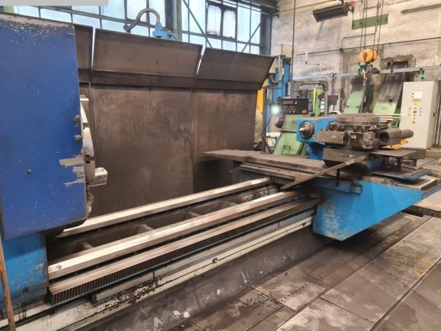 WOHLENBERG PT1-II 1070 CNC Drehmaschine - 2