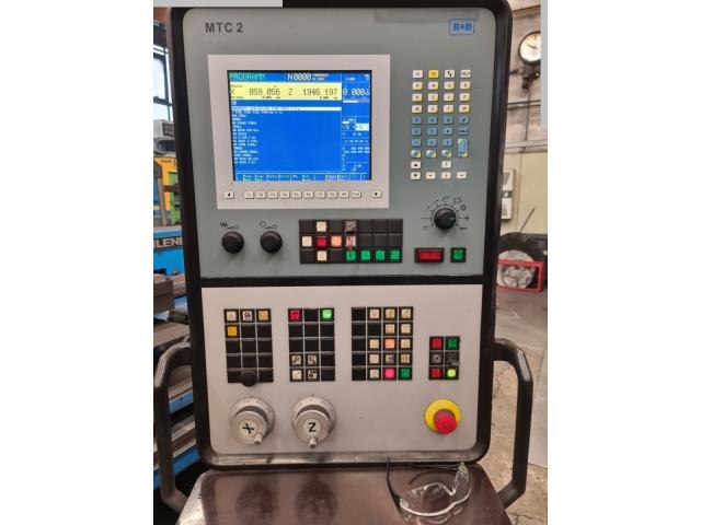 WOHLENBERG PT1-II 1070 CNC Drehmaschine - 5