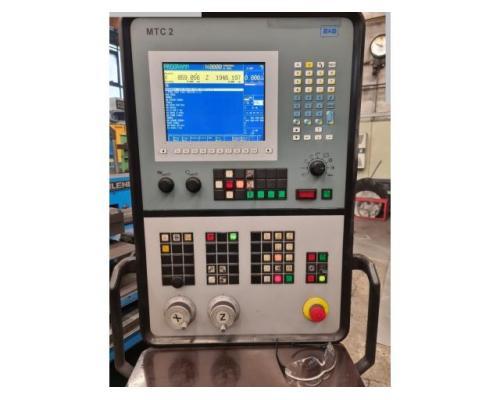 WOHLENBERG PT1-II 1070 CNC Drehmaschine - Bild 5