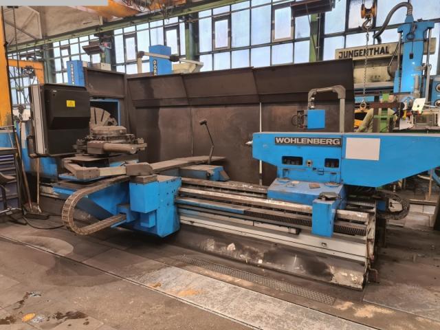 WOHLENBERG PT1-II 1070 CNC Drehmaschine - 6