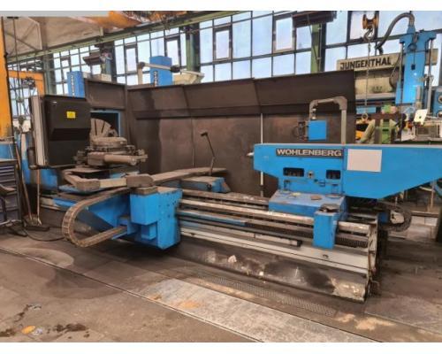 WOHLENBERG PT1-II 1070 CNC Drehmaschine - Bild 6