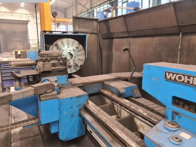 WOHLENBERG PT1-II 1070 CNC Drehmaschine - 8