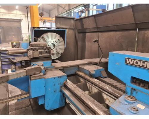 WOHLENBERG PT1-II 1070 CNC Drehmaschine - Bild 8