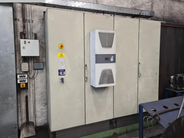 WOHLENBERG PT1-II 1070 CNC Drehmaschine - 9