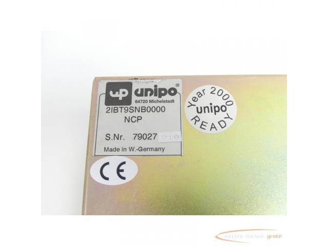 unipo NCP 2IBT9SNB0000 NCP Bedienpanel SN:79027 - 5
