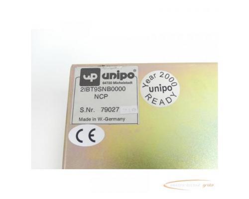unipo NCP 2IBT9SNB0000 NCP Bedienpanel SN:79027 - Bild 5