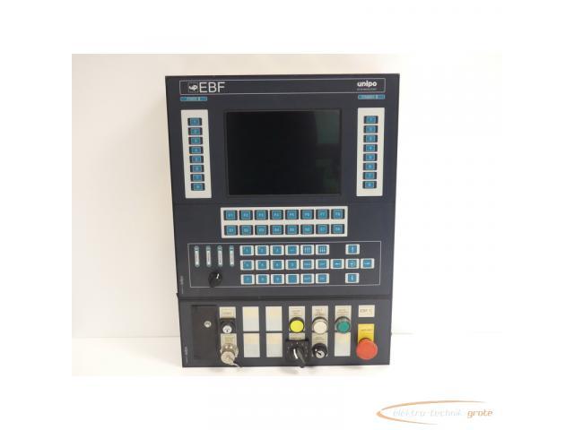 unipo EBF 2IB967323105K Bedienpanel SN:80082/728 - 1