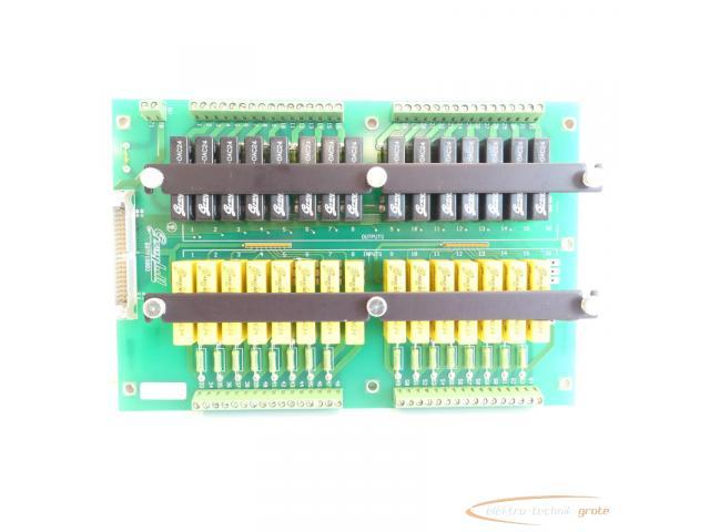 ABB Robotics 3HAB 2067-1 Input/Output Board 9347-046/0 - 1