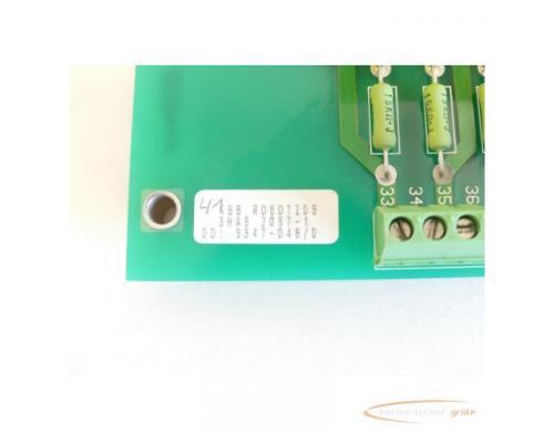 ABB Robotics 3HAB 2067-1 Input/Output Board 9347-046/0 - Bild 3