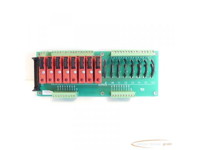 ABB Robotics 3HAB 2794-1 Output Board 9436-064C - 1