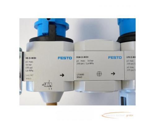 Festo Wartungseinheit HE-D-MIDI 185787 - Bild 2