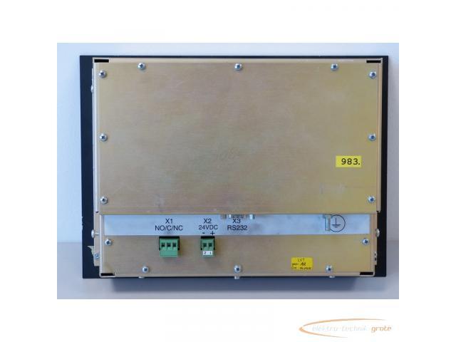 "LCD-Monitor 10"" 24 VDC - 2"