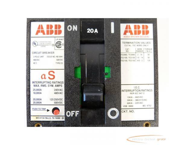 ABB NE-6941 Circuit Breaker 90A mit Fernbetätiger - 2