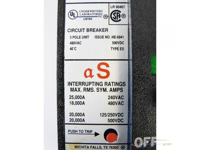 ABB NE-6941 Circuit Breaker 90A mit Fernbetätiger - 3