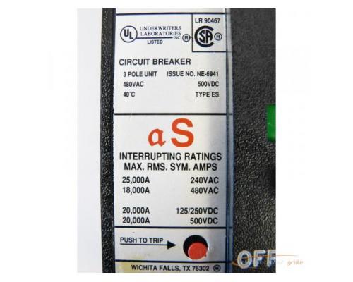 ABB NE-6941 Circuit Breaker 90A mit Fernbetätiger - Bild 3