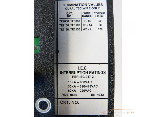 ABB NE-6941 Circuit Breaker 90A mit Fernbetätiger - 4