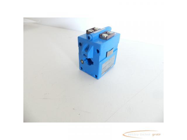 Siemens 4NC1117-0CB20 AUFSTECKWANDLER KLASSE 1 SEK. 1A, PRIMAER 100A, 1,5VA - 1