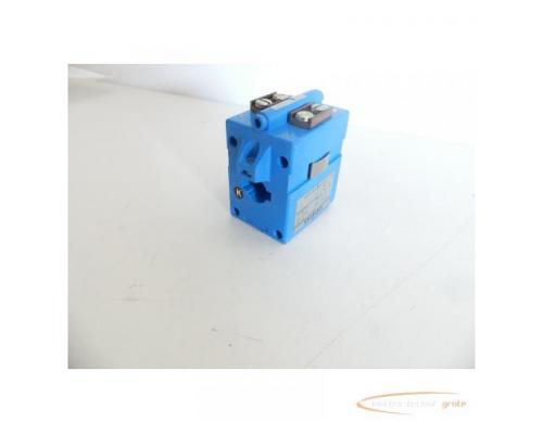 Siemens 4NC1117-0CB20 AUFSTECKWANDLER KLASSE 1 SEK. 1A, PRIMAER 100A, 1,5VA - Bild 1