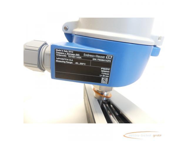 Endress + Hauser TST487-1A3A Widerstands-Thermometer - ungebraucht! - - 3
