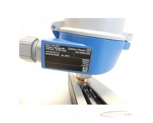 Endress + Hauser TST487-1A3A Widerstands-Thermometer - ungebraucht! - - Bild 3