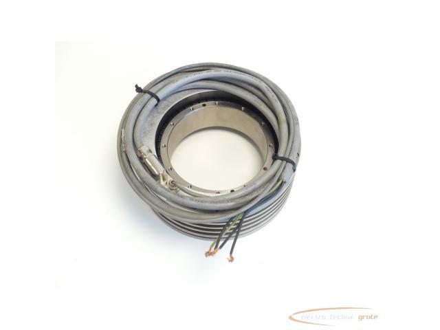 ETEL Torquemotor TMA0210-050-3TA-T53B / 14099711 + TMA0210-050-YOK-01A - 2