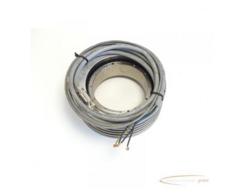 ETEL Torquemotor TMA0210-050-3TA-T53B / 14099711 + TMA0210-050-YOK-01A - Bild 2