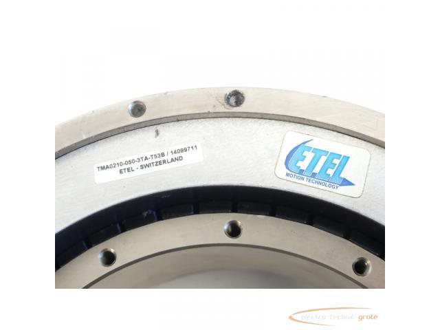 ETEL Torquemotor TMA0210-050-3TA-T53B / 14099711 + TMA0210-050-YOK-01A - 3