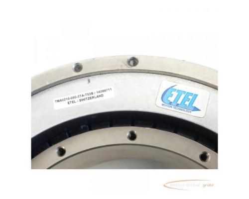 ETEL Torquemotor TMA0210-050-3TA-T53B / 14099711 + TMA0210-050-YOK-01A - Bild 3