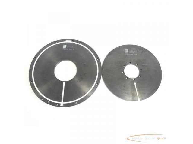 A-B OSAI Trasduttori Drehbarer indukt. Messwandler V12 inch 360 poli ungebraucht - 2