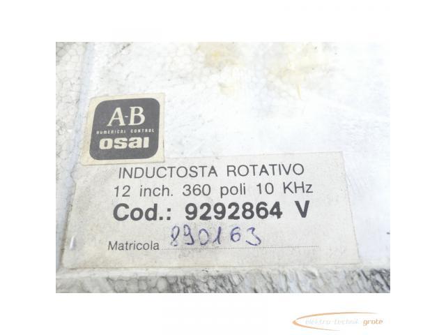 A-B OSAI Trasduttori Drehbarer induktive Messwandler V 12 inch ungebraucht - 6